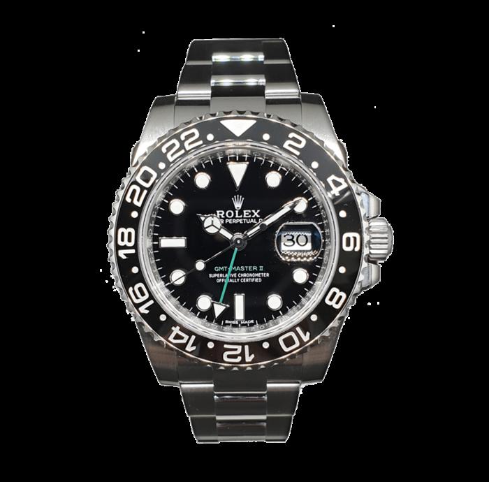 Rolex GMT Master II M116710LN