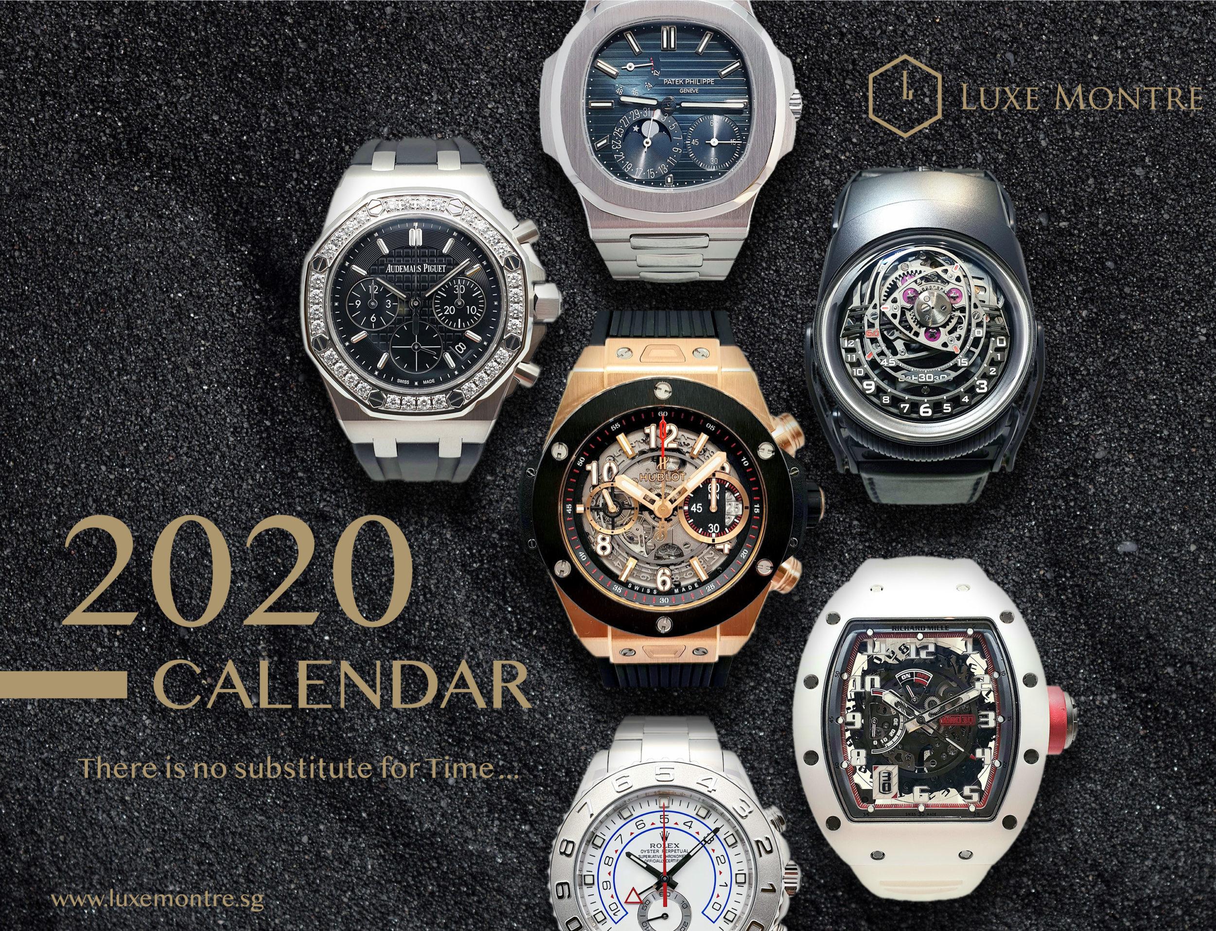 LM Calendar 2020 Cover